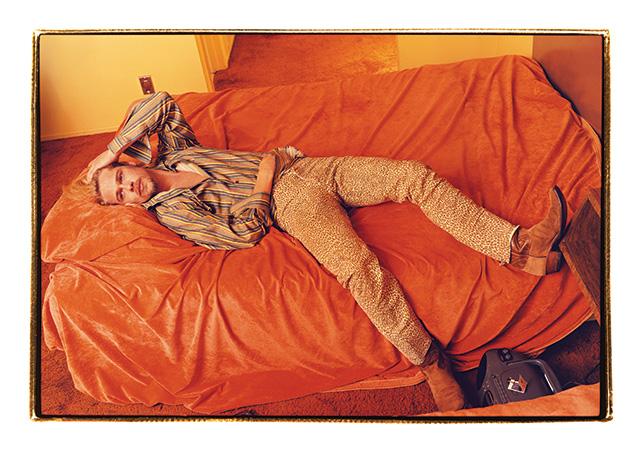 Photo Credit: Annie Leibovitz Brad Pitt, Las Vegas, 1994 © Annie Leibovitz from A Photographer's Life 1990 – 2005, Courtesy of Vanity Fair