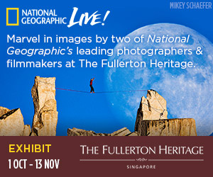 National Geographic LIVE! at The Fullerton Heritage