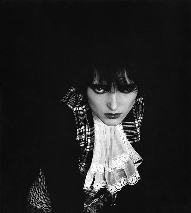 Siouxsie Sioux «Tartan», by Sheila Rock, 1980