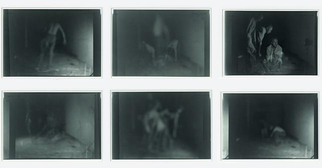 Gerhard Richter, Sechs Fotos 2.5.89–7.5.89 (Six Photos 2–7 May 89) Gelatin silver print, portfolio with 7 photographs, 35 × 50.5 cm each) Deutsche Bank Collection, Images © GERHARD RICHTER