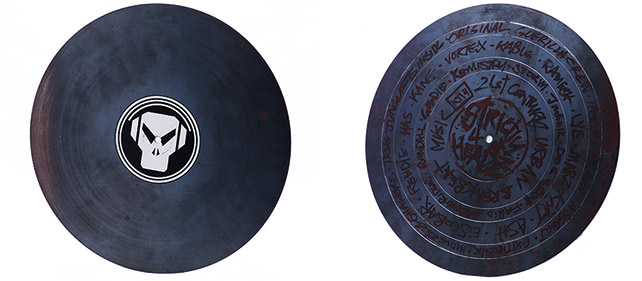 Ken Tan, Your Sound Remix by J Majik – front and back side