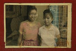 Nge Lay, Endless Story #4, Photograph, 2013