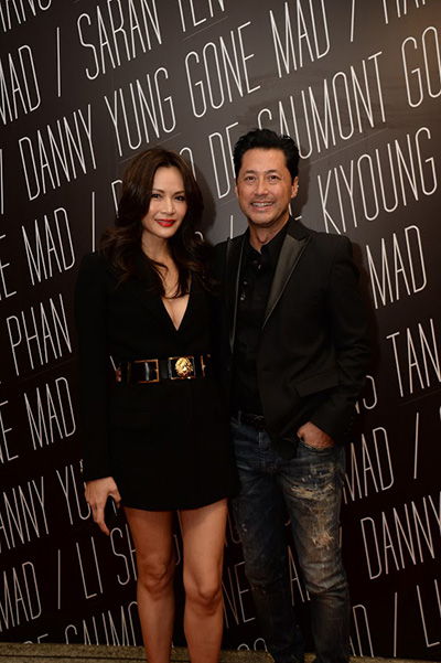 Janet Ma and Michael Wong