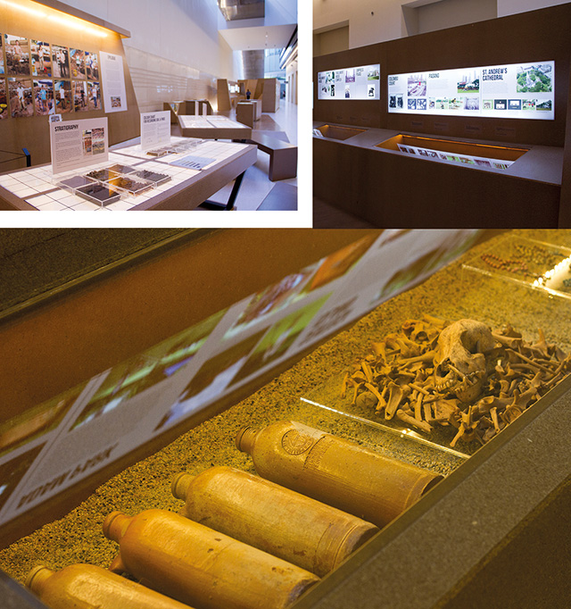 Archaeology in Singapore, Image courtesy: National Museum of Singapore