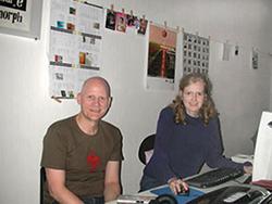 René Daniels and Irene Marx