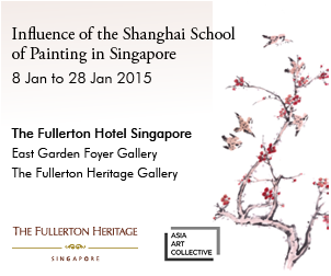 Influence of the Shanghai School of Painting in Singapore