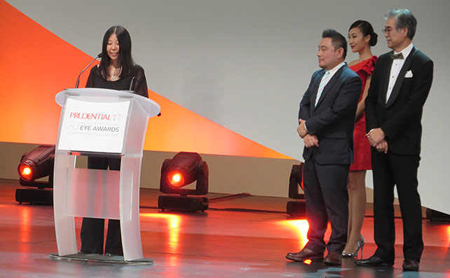 Curator June Yap, Best Exhibition of Asian Contemporary Art-'No Country: Contemporary Art for South and Southeast Asia'