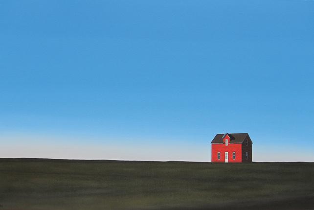 Monica Dixon, Rock Hill, SC., 100 x 150 cm, Acrylic on Canvas, 2015
