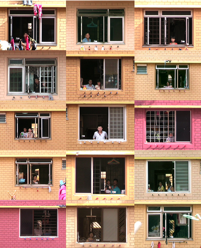 Shannon Castleman, Jurong West Street 81 2008, Collection of the artist