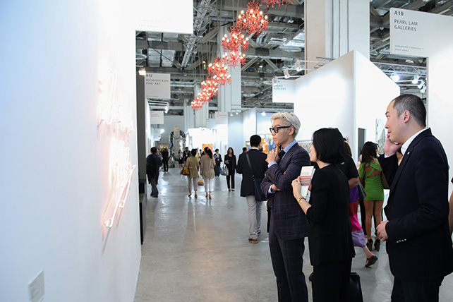 T.O.P. at Art Stage Singapore 2015