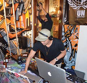 DJ Ko Flow at London Calling
