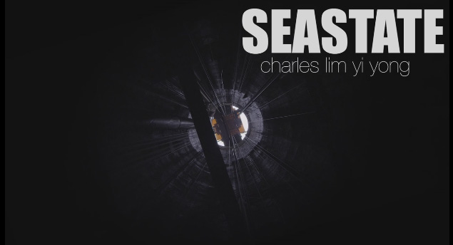 Charles Lim, SEA STATE phase 1 (production still), 2014. Courtesy of the artist