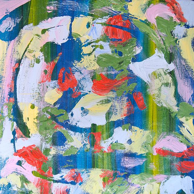 Koi by Geraldine Wang