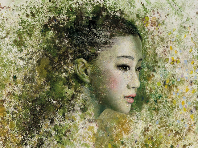 Ren Jian Hui, Blooming Season, 2014