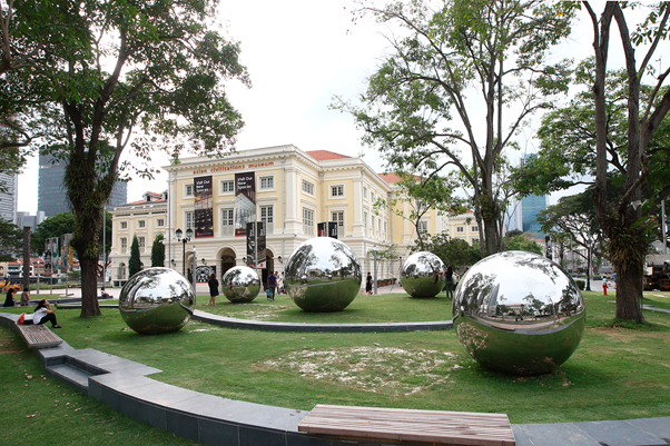 24 Hours in Singapore by Mr Baet Yeok Kuan, Image courtesy of the National Arts Council