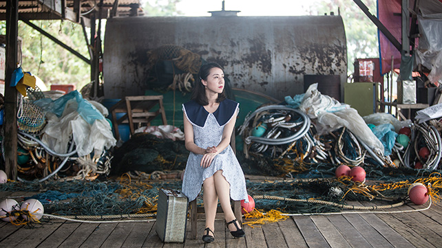 Sherman Ong, NUSANTARA - the seas will sing and the wind will carry us, 2011, Image courtesy of artist and IKKAN Gallery