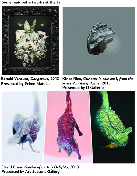 Art Stage Singapore announces some of the fair's highlights