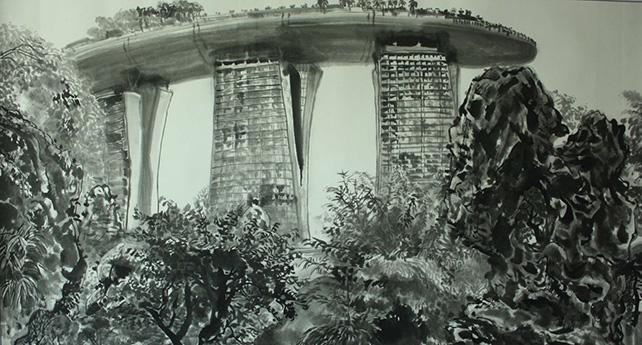 Wu Mu Li - Marina Bay Sands