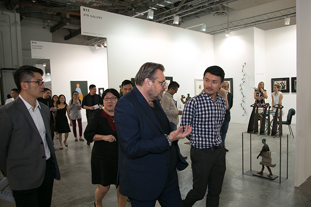 Lorenzo Rudolf, Baey Yam Keng, Paul Tan