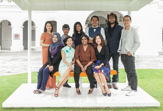 SB2016 Curatorial Team