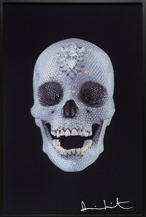 For The Love of God by Damien Hirst, Pop and Contemporary Fine Art, Singapore, Booth B02
