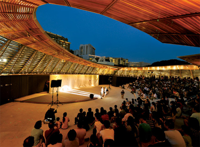 Open Air Amphitheatre
