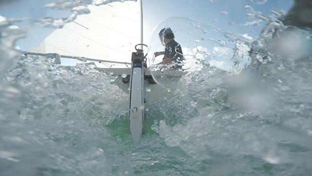 SEA STATE 6: capsize, 2015, digital film still, singlechannel HD digital video, 7minutes