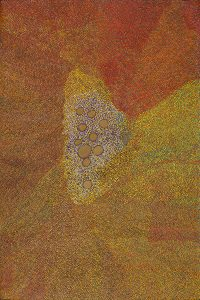 Painting by Imelda (Yukenbarri) Gugaman