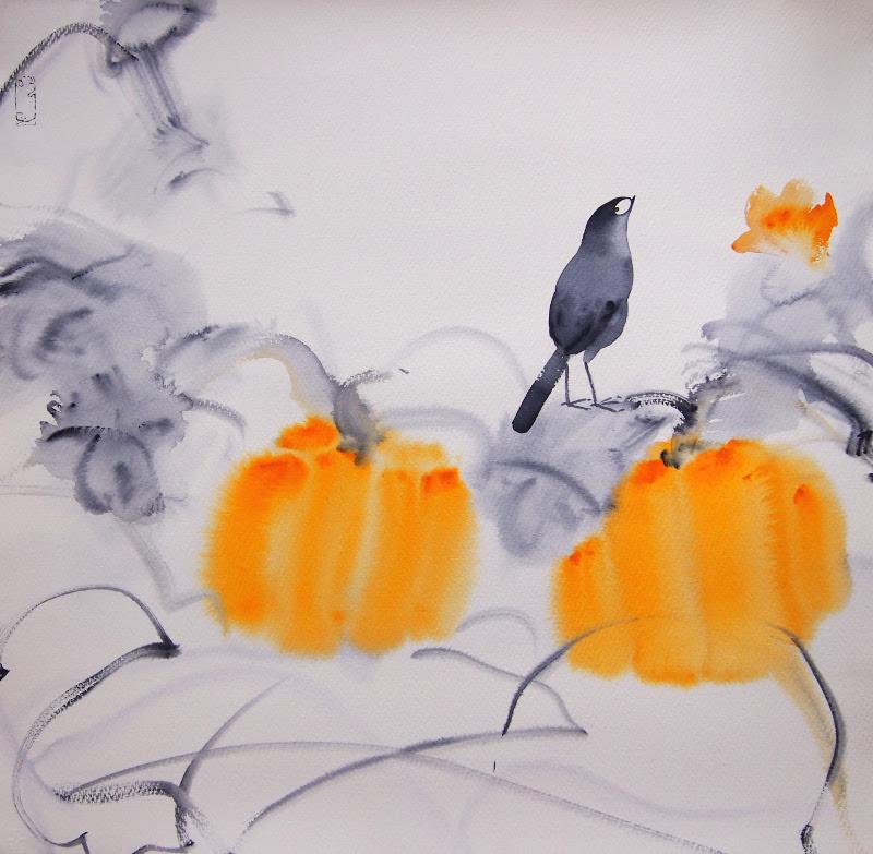 JOY 2: Solo Watercolour Exhibition by Aaron Gan – Singapore