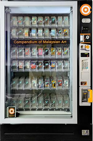 Ivan Lam, Vending Art