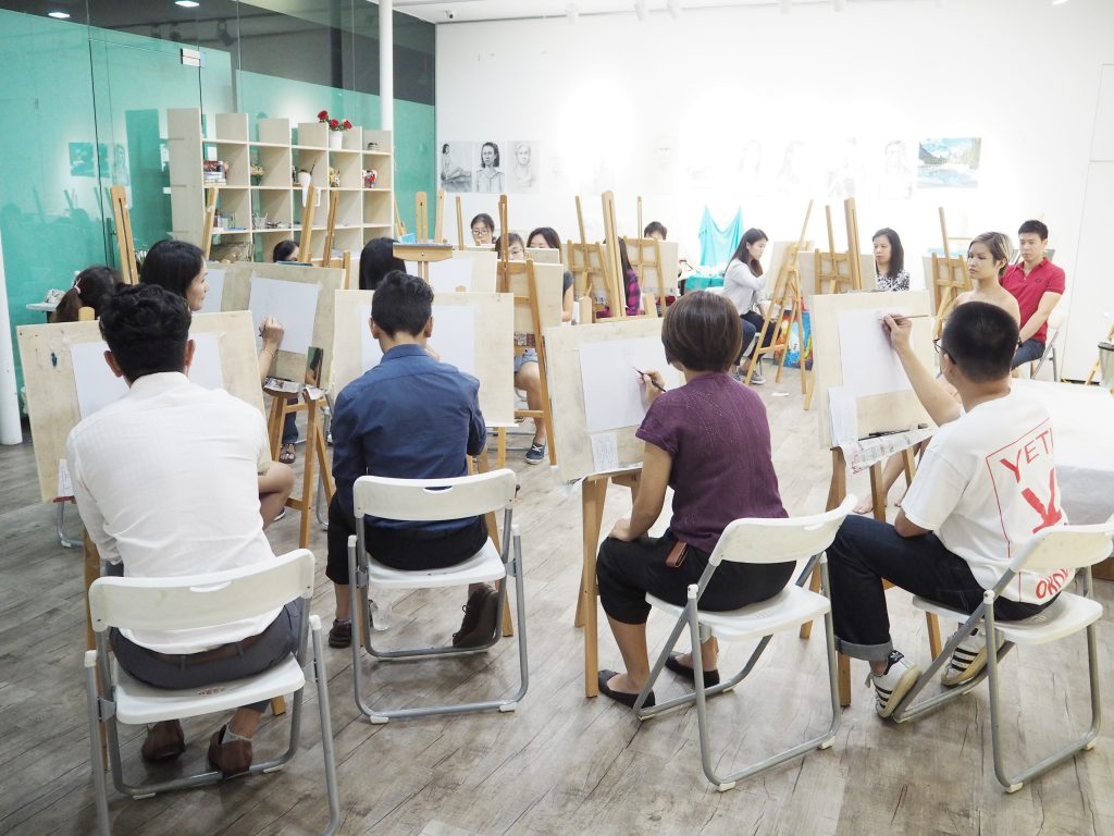 Nude Life Figure Drawing Workshop With Artist Guidance