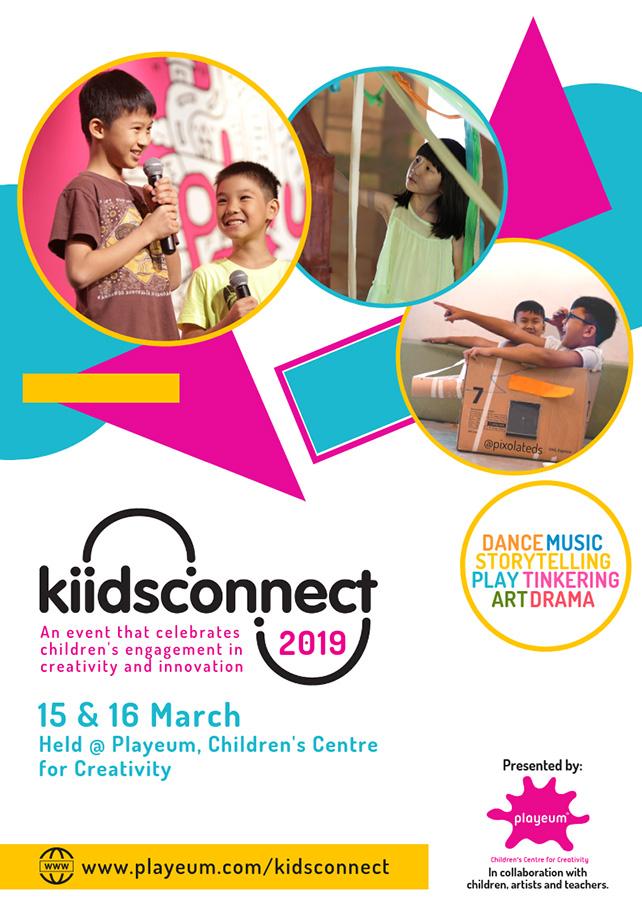 KidsConnect 2019 – Singapore Art & Gallery Guide | Art Events