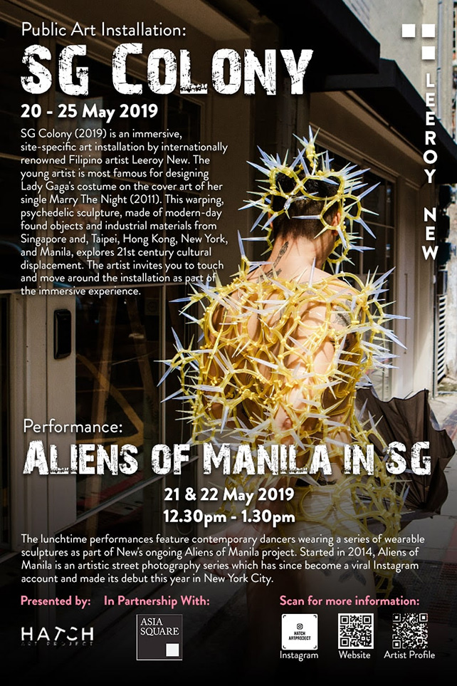 SG Colony – Singapore Art & Gallery Guide | Art Events